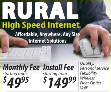 Internet Services From Netago