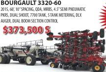 Bourgault 3320-60