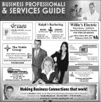 Business Professionals & Services Guide