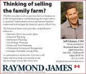 Thinking of selling the family farm?