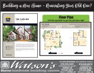 Building a new home - Renovating your old one?