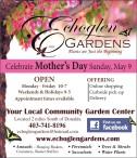Celebrate Mother's Day with Echoglen Gardens