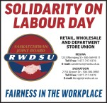 Solidarity on Labour Day