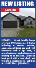Listowel: Great family home offering 3+2 bedrooms