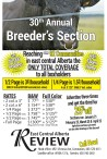30th Annual Breeder's Section