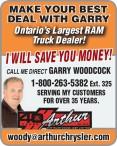Arthur Chrysler is Ontario's Largest RAM Truck Dealer!