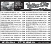 Valley City Sales Inc.