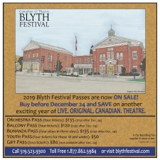 2019 Blyth Festival Passes are now ON SALE!