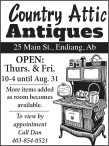 Country Attic Antiques