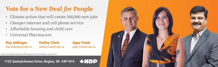 Vote For A New Deal For People