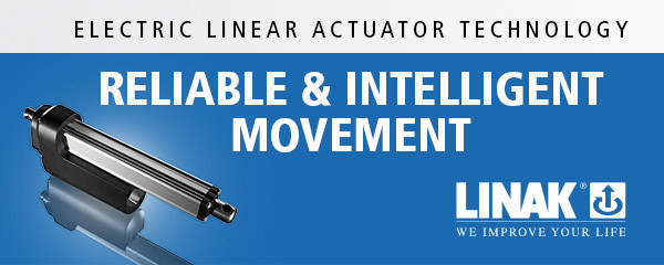 Maintenance-free Actuators For Agricultural Machinery