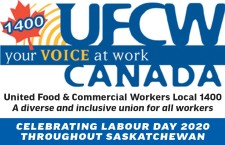 1400 UFCW CANADA: your VOICE at work