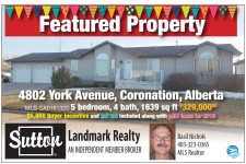 Sutton Landmark Realty Featured Property