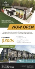 URBAN NORTH TOWNHOMES Now Open